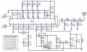 Bh1417 Pll Fm Stereo Transmitter