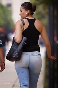 Sexy Girls On The Street  Girls In Jeans  Spandex And Leggings  Tight Dresses   Nice Candid Butt