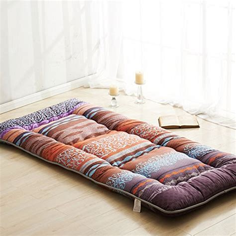 cheap futon mattress fashion colour brown futon tatami mat japanese futon