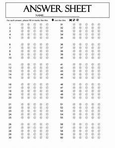 120 Question Answer Sheet  U00b7 Remark Software