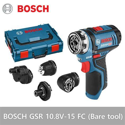 bosch professional 10 8v bosch gsr 10 8v 15 fc professional drill driver bare tool free fedex 3801739802852 ebay