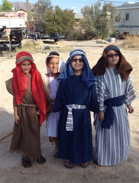 Easy Bible Character Costumes