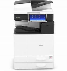Mp C501 Color Laser Multifunction Printer