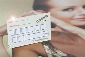 Carte De Fidélité Auchan Fr : carte de fid lit exemple d 39 un salon de coiffure ~ Dailycaller-alerts.com Idées de Décoration