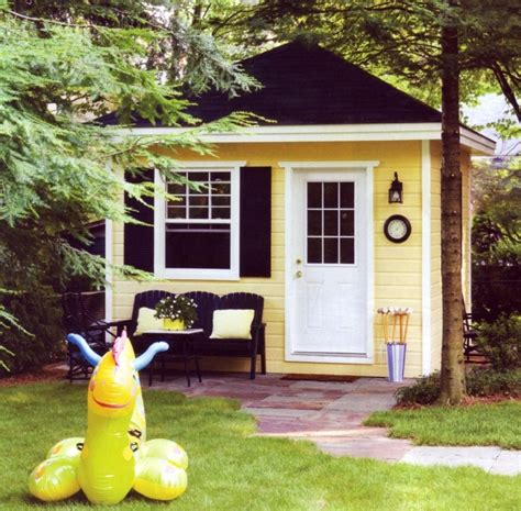 Garden Shed Guest House by A Glimpse Into My Shed S Future Beneath My