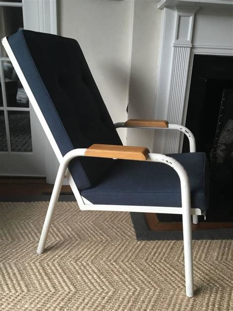 jean prouve lounge chair 1949 for sale at 1stdibs