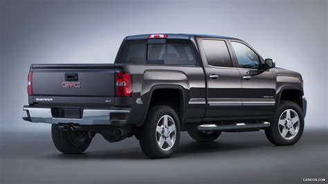 2015 Gmc Sierra 2500 Hd