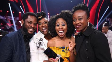 After the battle rounds comes the live shows. Arese Emerges Winner The Voice Nigeria Season 1
