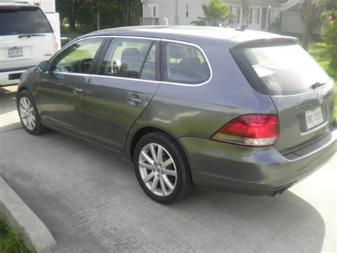 Sell Used 2011 Volkswagen Jetta Tdi Sport Wagon Only 9900