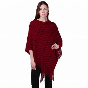 New Autumn Winter Women Knitting Sweater Ladies Tassels ...