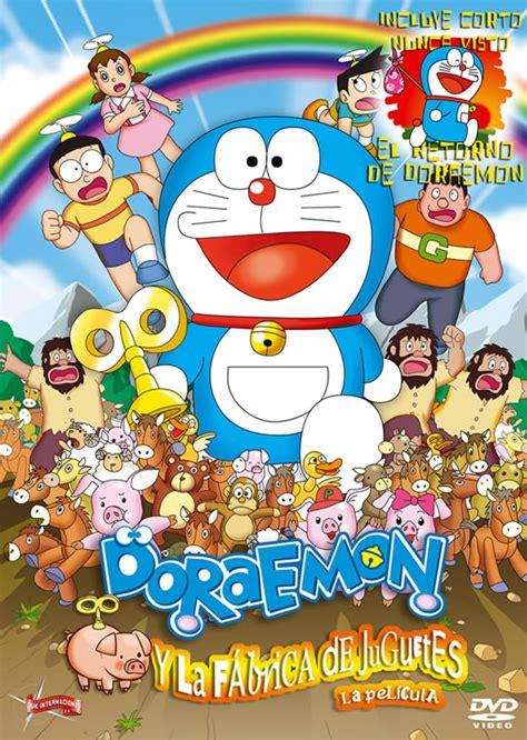 Doraemon y la Fábrica de Juguetes la noche de Reyes en Boing