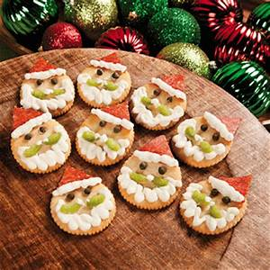 Christmas Santa Crackers Free Christmas Recipes