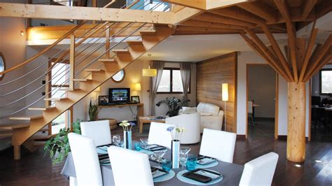 la maison de cedre la maison de c 232 dre des maisons rondes 224 ossature bois consommer responsable
