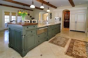 Kitchen, Islands, U2013, Centerpiece, Of, The, Kitchen