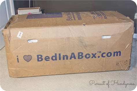 mattress in a box bed in a box pacbamboo review