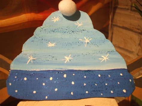 Elch Aus Baumstamm by Weihnachts Elch Auf Einem Stamm Bastelideen Zu