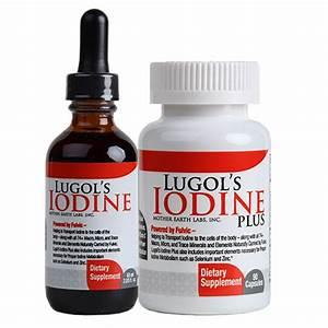 Lugol's Iodine - Shop Fulvic Acid Supplements Now ...