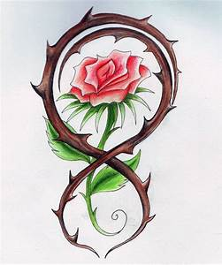 Rose n Thorns Design by bexyboo16 on DeviantArt