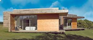 Maison écologique En Kit : constructeur maison ecologique aquitaine ~ Dode.kayakingforconservation.com Idées de Décoration
