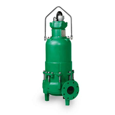 hydromatic hydromatic s6l1500m4 4 submersible solids handling 15 hp 460v 3ph manual