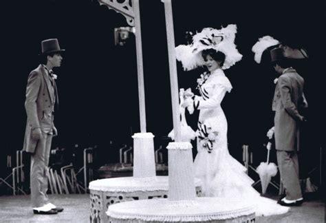 Christine Ebersole as Eliza Doolittle (Message Board)