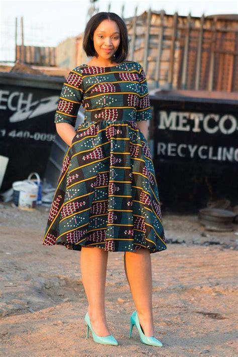 south african xhosa shweshwe dresses  stylish