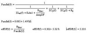 Impedanz Parallelschaltung Berechnen : zusammenhang d mpfungsfaktor innenwiderstand kabel und frequenzweiche ~ Themetempest.com Abrechnung