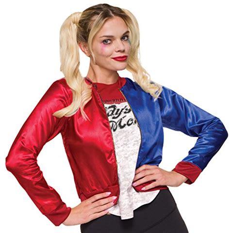 joker kostüm damen attraktives joker kostpm fr damen mit rock und lederjacke