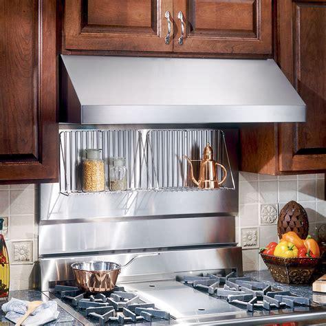 Broan RMP4804 48 in. Rangemaster® Stainless Steel Backsplash