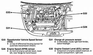Diagram  2010 Volkswagen Routan Engine Diagram Full