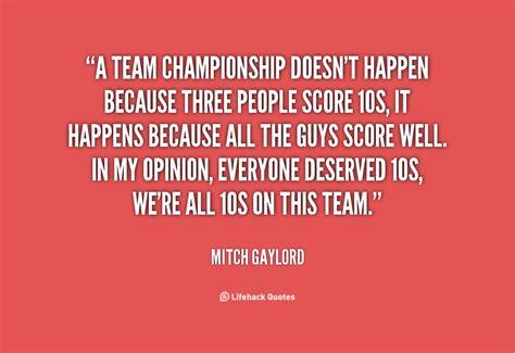 team quotes quotesgram