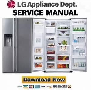 Lg Gc-l197dnl Service Manual  U0026 Repair Guide