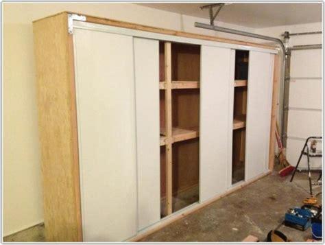 diy garage cabinets with doors garage storage cabinets with sliding doors cabinet