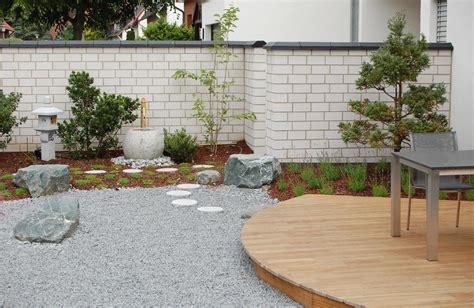 Japanischer Garten Terrasse by Japanische Gartengestaltung Bambus Und Granit F 252 R Haus