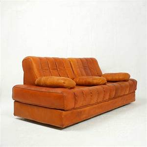 sofa bed orange sofa bed divan deluxe signature orange by With erska sofa bed