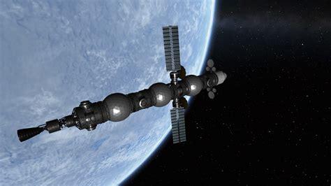 5 launches later..... : KerbalSpaceProgram