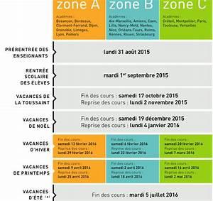 Dates De Vacances Scolaires 2016 : calendrier vacances scolaires 2015 2016 mairie de marbache ~ Melissatoandfro.com Idées de Décoration