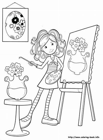 Coloring Pages Paint Microsoft Colouring Printable