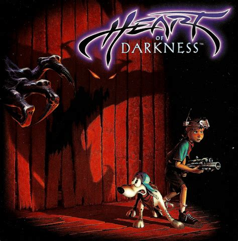 Heart Of Darkness Game Giant Bomb