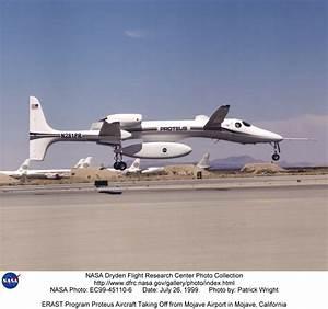 Proteus EC99-45110-6: ERAST Program Proteus Aircraft ...
