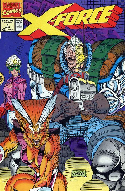 force marvel 90s comics 80s bad deadpool comic these italia vine character comicvine series