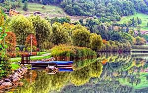 Inspirational Quotes & Nature Wallpapers: Beautiful River ...