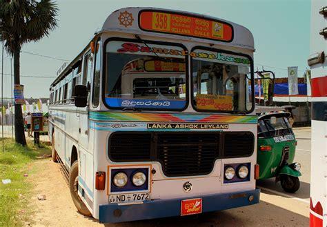 filelanka ashok leyland public bus galle sri lanka jan  jpg wikimedia commons