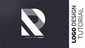 logo design tutorial photoshop cs6 letter r dezcorb With photoshop cs6 logo templates
