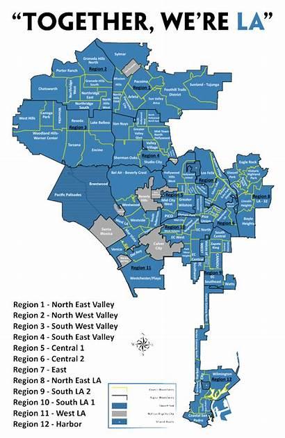 Map Neighborhood Council Elections Empowerla
