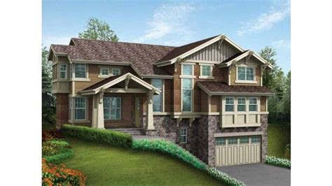 Inspiring House Plans For Sloping Lots In The Rear Photo by The World S Catalog Of Ideas