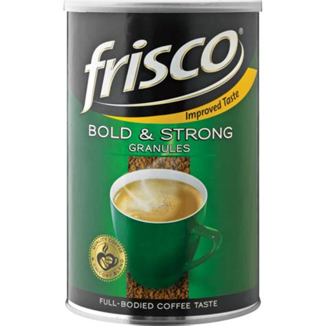 Find over 100+ of the best free coffee granules images. Life Style Retail Shop|Frisco Coffee Instant Granules 750g