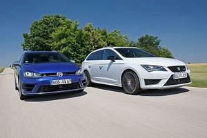 Audi Saint Witz : motorenbr der leon cupra st und golf r variant im vergleich ~ Gottalentnigeria.com Avis de Voitures