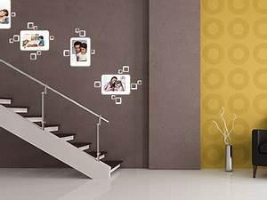 Wandgestaltung Treppenhaus Einfamilienhaus : treppen deko atemberaubend wandtattoo im treppenhaus 13039 haus dekoration galerie haus ~ Markanthonyermac.com Haus und Dekorationen