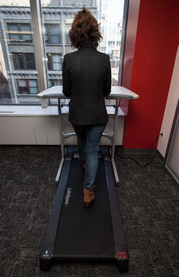 Lifespan Tr1200 Dt5 Treadmill Desk Combination by Lifespan Tr1200 Dt5 Treadmill Desk Combination Pcmag